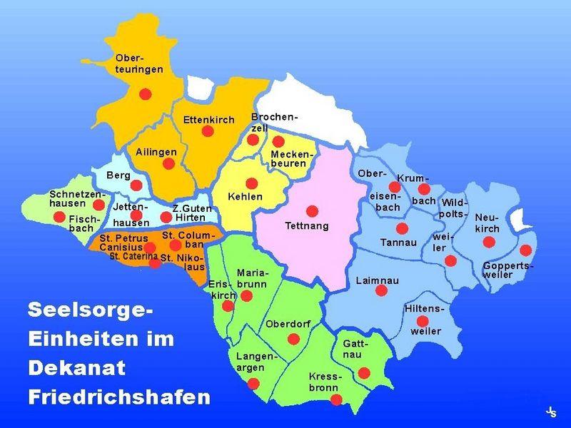 Dekanat Friedrichshafen Dekanat Friedrichshafen
